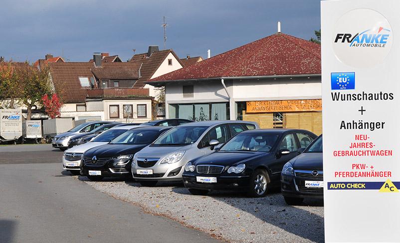 Autoverkauf Korbach